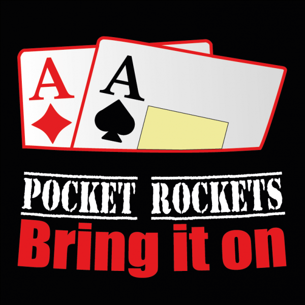 Pocket Rockets - Bring it on - T-shirt design