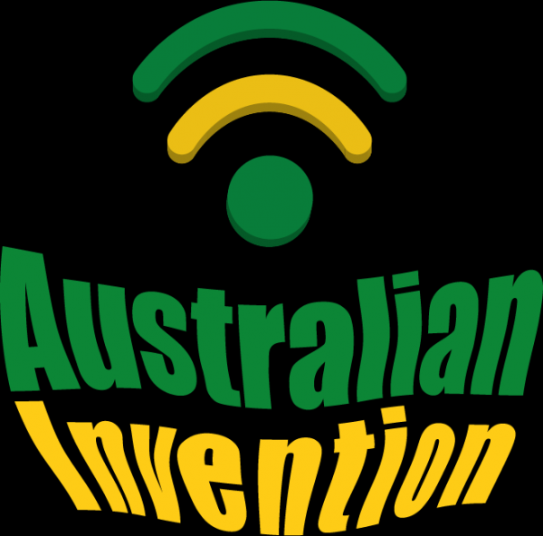 Australian Invention - Wifi T-shirt design