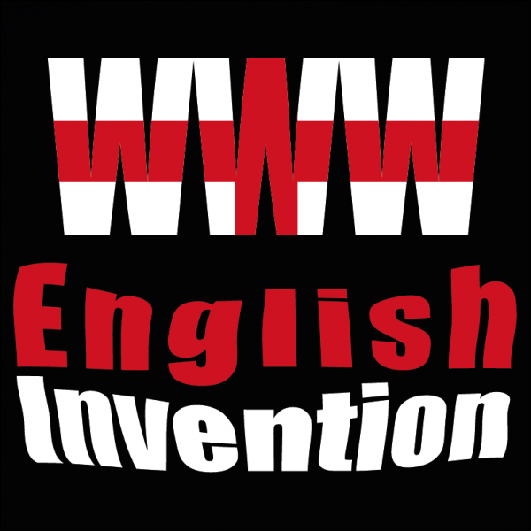 English invention - WWW design only
