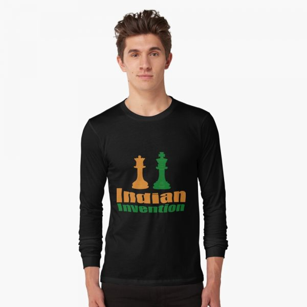 Indian invention - Men's Long Sleeve T-shirt Redbubble